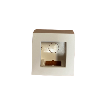 Boîtier blanc monobloc pour DA-5013