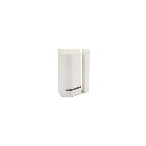 Contact magnétique sans fil bidirectionnel blanc