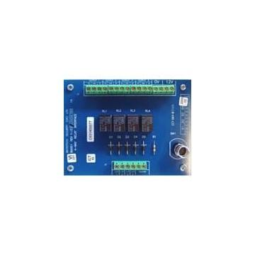 Module G4R Carte 4 relais SPDT