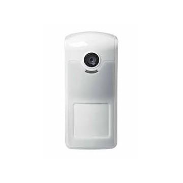 Détecteur infrarouge filaire avec caméra intégrée