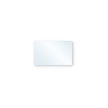 Carte personnalisable qualité photo (EM4102)