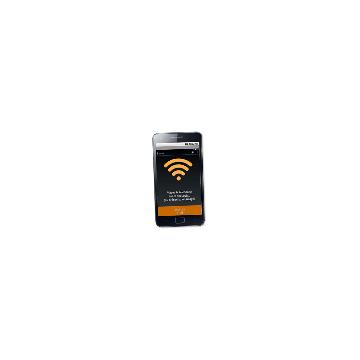 Interface NFC pour la configuration Beelock