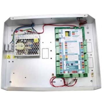 Unité d\'accès 4 portes IP et RS485 en boîtier