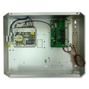 Unité d\'accès 2 portes RS485 et IP en boîtier