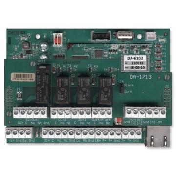 Unité d\'accès 2 portes RS485 et IP