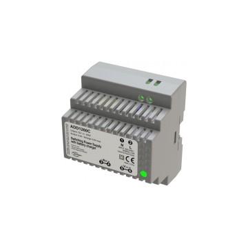 Alimentation sur rail DIN  chargeur 230V AC / 12V
